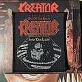 Vintage Kreator - Into the Light woven patch