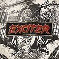 Exciter - Patch - Exciter embroidered logo patch