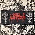 Hellhammer - Patch - Hellhammer woven strip patch