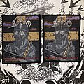 Sodom - Patch - Vintage Sodom - Persecution Mania woven patches
