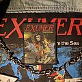 Exumer - Patch - VTG Exumer - Rising From the Sea woven patch