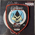 Hallows Eve - Tales of Terror woven shield patch
