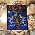 Exumer - Patch - Exumer - Rising From the Sea woven patch by Whispers of Death patches