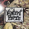 Violent Force - Patch - Violent Force embroidered logo patch