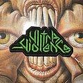 Ultra-Violence woven logo patch