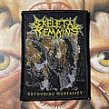 Skeletal Remains - Devouring Mortality woven patch