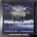 Darkthrone - Soulside Journey woven patch