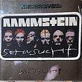 Rammstein - Patch - Rammstein - Sehnsucht woven patch