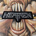 Heathen embroidered logo patch