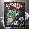 Tankard - Patch - Tankard - Alien woven patch