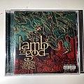 Lamb Of God - Tape / Vinyl / CD / Recording etc - Lamb of God - Ashes of the Wake CD