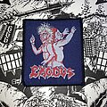 Exodus - Patch - Exodus - Bonded by Blood VTG woven patch for the FetusKiller!