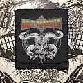 Bolt Thrower - Patch - vintage Bolt Thrower - Cenotaph woven patch