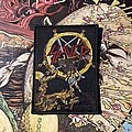Slayer - Patch - Slayer - Hell Awaits woven patch