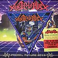 Toxic Holocaust - Primal Future: 2019 woven triangle patch