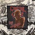 Cannibal Corpse - Patch - vintage Cannibal Corpse - Tomb of the Mutilated woven patch