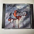 Razor - Tape / Vinyl / CD / Recording etc - Razor - Violent Restitution CD