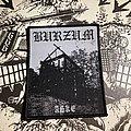 Burzum - Patch - Burzum - Aske woven patch