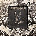 Bathory - Patch - Bathory - S/T woven patch