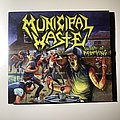 Municipal Waste - Tape / Vinyl / CD / Recording etc - Municipal Waste - The Art of Partying CD