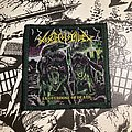 Toxic Holocaust - Patch - Toxic Holocaust - An Overdose of Death... woven patch