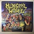 Municipal Waste - Tape / Vinyl / CD / Recording etc - Municipal Waste - The Art of Partying vinyl