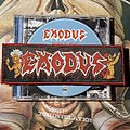 Exodus - Patch - Exodus - Bonded by Blood woven strip patch