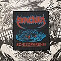 Sepultura - Patch - Sepultura - Schizophrenia VTG woven patch