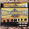 Bolt Thrower - ...For Victory woven patch