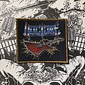 Vulture - Patch - Vulture woven patch