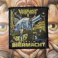 Vintage Wehrmach - Biermacht woven patch