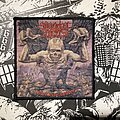 Suicidal Angels - Patch - Suicidal Angels - Divide and Conquer woven patch