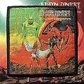 Iron Angel - Patch - Iron Angel - Hellish Crossfire woven patch