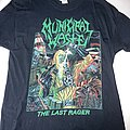 Municipal Waste - TShirt or Longsleeve - Municipal Waste - The Last Rager shirt