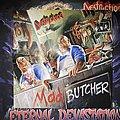 Destruction - Other Collectable - Destruction - Mad Butcher poster
