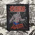 Kreator - Patch - Kreator - Extreme Aggression VTG woven patch