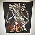 Slayer - Patch - Slayer - Show No Mercy VTG printed backpatch