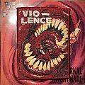 Vio-Lence - Eternal Nightmare woven patch