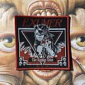 Exumer - Patch - Exumer - The Raging Tides woven patch
