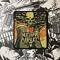 Nuclear Assault - Patch - Nuclear Assault - Survive woven patch (black border)