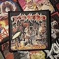 Tankard - Patch - Tankard - Chemical Invasion woven patch