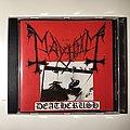 Mayhem - Tape / Vinyl / CD / Recording etc - Mayhem - Deathcrush CD