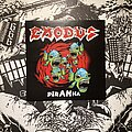 Exodus - Other Collectable - Exodus - Piranha sticker