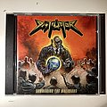 Distillator - Tape / Vinyl / CD / Recording etc - Distillator - Summoning the Malicious CD