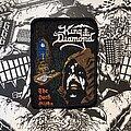 King Diamond - Patch - vintage King Diamond printed patch