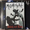 Midnight - Unholy and Rotten woven patch