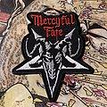 Mercyful Fate - Patch - Mercyful Fate embroidered patch