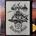 Sodom - Witching Metal woven patch