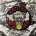 Exciter - Patch - Exciter for Speed_Metal_Ghoul !