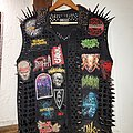 Carcass - Battle Jacket - Battle Jacket with spikes